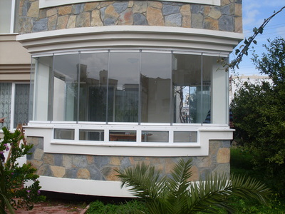 Our balcony enclosures can transform your unused balcony space into your favorite place in your home, all year round