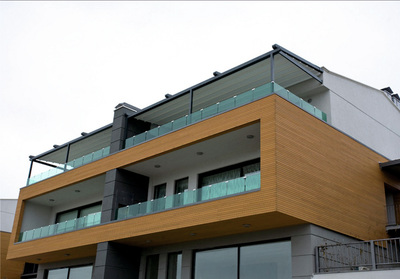 If you simply want to upgrade your existing balcony, we can do that too - in a glass, polycarbonate or solid design.