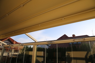 And if you simply want to upgrade your existing conservatory roof, we can do that too - in a glass, polycarbonate or solid design.