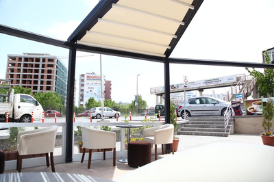 If you appreciate being outside as much as possible enjoying your patio, terrace or garden with family or friends, or simply as your own space, then a fully retractable fabric awning is a great addition to help control the sun, shade and rainfall.