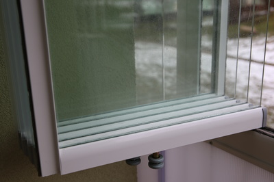 Technological differences that stand out in folding balcony glass systems.